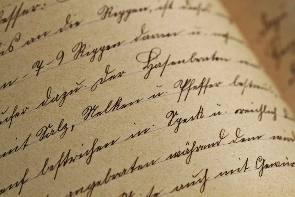 Great Tips for Finding A Reliable Handwritten Font Service
