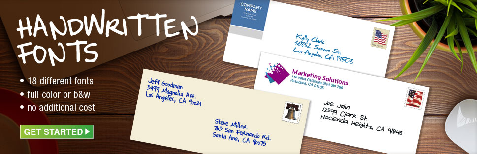 Direct Mail Services | Custom Letter Printing   iti Direct Mail