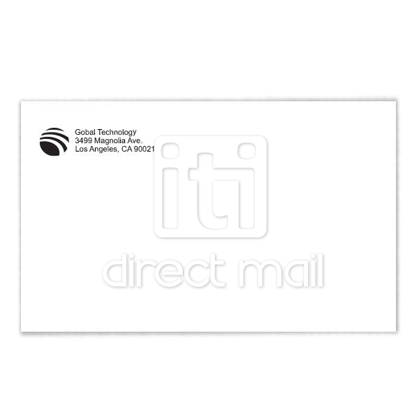 6x9 Envelope printing services - iti Direct Mail