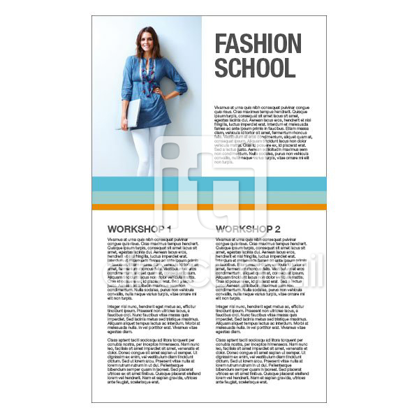digitally printed brochures iti direct mail